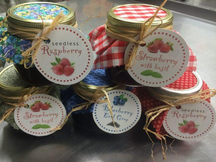 Homemade Organic Jam