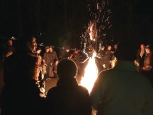 Adawehi Bowl Burning