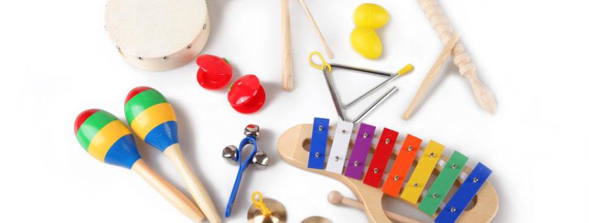 music instruments