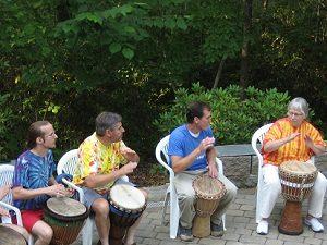 Adawehi Drumming Class