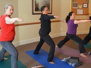 Iyengar Yoga at Adawehi